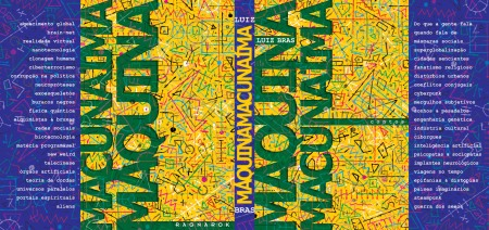 Capa Máquina Macunaíma